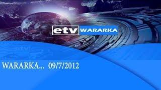 WARARKA... 09/7/2012|etv