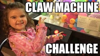My 4 yr old daughter has 20 tries to get as much as she can from the claw machine. The claw machine has shopkins, twosies, and other fun toys inside.  PLEASE SUBSCRIBE!!!http://www.youtube.com/subscription_center?add_user=im14pinballFind Ninja Cooking system recipes here: http://EasyNinjaRecipes.comPLEASE SUBSCRIBE!!!http://www.youtube.com/subscription_center?add_user=im14pinballGet Cash Back when you shop online!http://www.ebates.com/rf.do?referrerid=IA2rxShzGMuEoUXkh%2FPF7g%3D%3D&eeid=28187