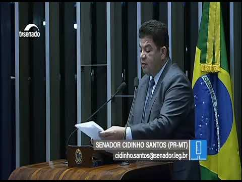 IFMT São Vicente é na tribuna do Senado Federal