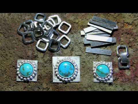 Silver Bracelet Making