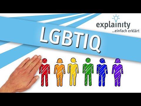 LGBTIQ einfach erklärt