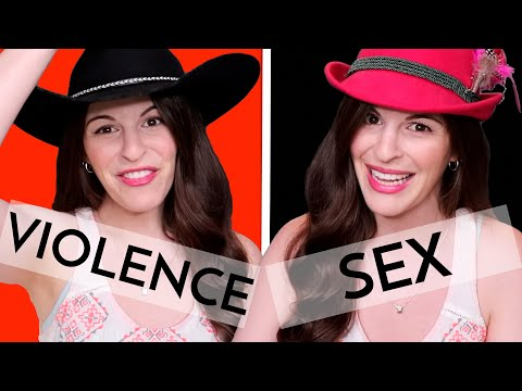 Sex & Violence in Movies: Germany vs. USA