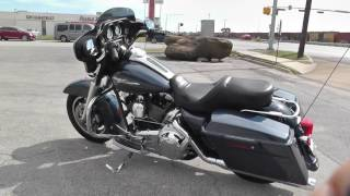 9. 636792 - 2008 Harley Davidson Street Glide   FLHX - Used motorcycles for sale
