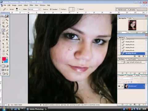 Adobe Photoshop (Limpeza de pele bsica).wmv