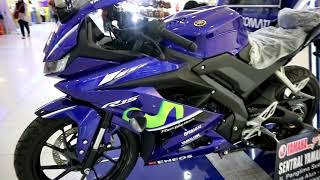 Video All New Yamaha R15 movistar 2018 MP3, 3GP, MP4, WEBM, AVI, FLV Juli 2018