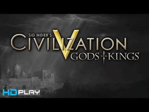 геймплей Sid Meier's Civilization V: Gods & Kings