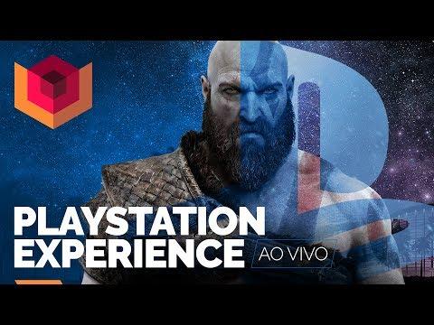PlayStation Experience 2017 – Ao Vivo com tradução
