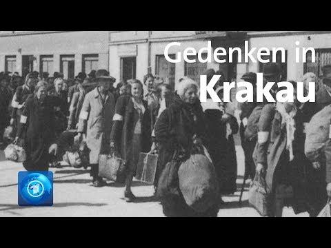 Polen: Gedenkmarsch in Krakau für von Nazis ermordete ...