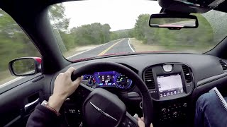 2015 Chrysler 300S – WR TV POV Canyon Drive