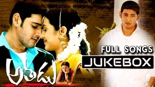 Athadu Movie Full Songs  || Jukebox ||  Mahesh Babu,Trisha