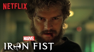 Marvel's Iron Fist - SDCC - First Look - Netflix [HD]