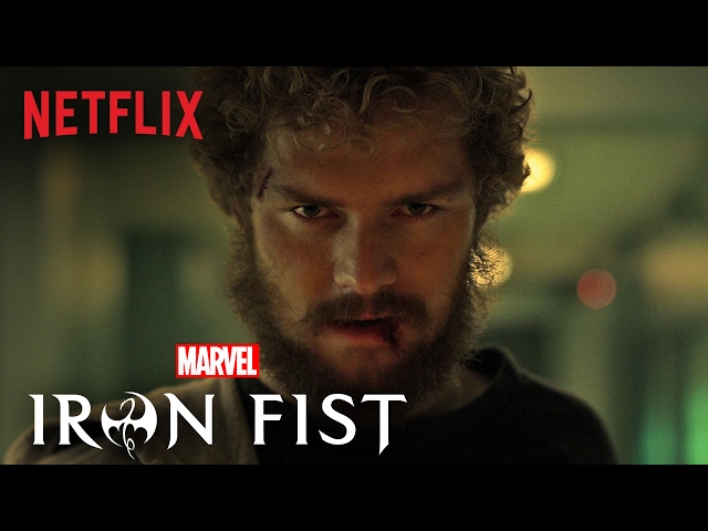 Marvel's Iron Fist | SDCC First Look [HD] | Netflix