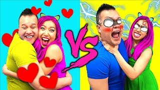 Video EXPECTATION vs. REALITY!!! Siblings Brothers and Sisters! (CC Available) MP3, 3GP, MP4, WEBM, AVI, FLV Juni 2019