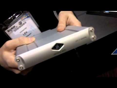 NAMM 2011: Synthgeek.tv – Universal Audio UAD 2 Satellite