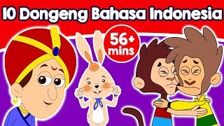 Video 10 Dongeng Bahasa Indonesia - Cerita Untuk Anak-Anak | Animasi Kartun | Kids Stories in Indonesian MP3, 3GP, MP4, WEBM, AVI, FLV September 2018