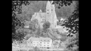 Clervaux Luxembourg  City new picture : Clervaux Luxembourg 1956