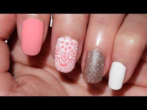 Decoracion de uñas - Decoración de uñas mandala Colaboración BPS 20  CristiNails