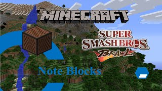Minecraft Note Block Song-Super Smash Brothers Brawl Theme (x-post from r/minecraft)