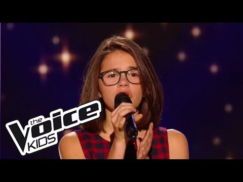 The Voice Kids 2016 | Juliette - Comme Toi (Jean Jacques Goldman) | Blind Audition