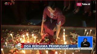 Video Pramugari Lion Air & Kepolisian Gelar Doa Bersama dan Tabur Bunga untuk Para Korban - BIS 02/11 MP3, 3GP, MP4, WEBM, AVI, FLV November 2018