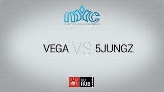 5Jungs vs Vega, game 3