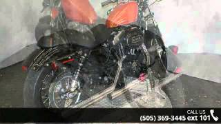 8. 2011 Harley-Davidson XR1200X - Sportster XR1200X