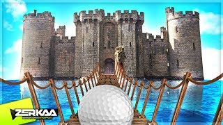 MEDIEVAL MINIGOLF! (Golf It)