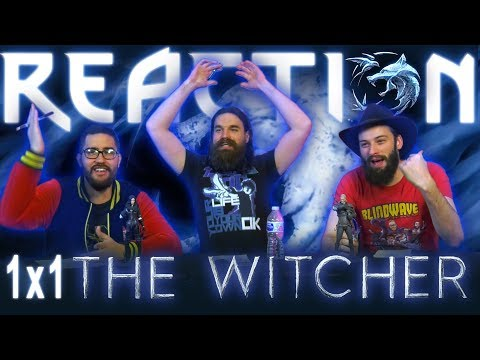 """The Witcher 1x1 REACTION!! """"The End's Beginning"""""""