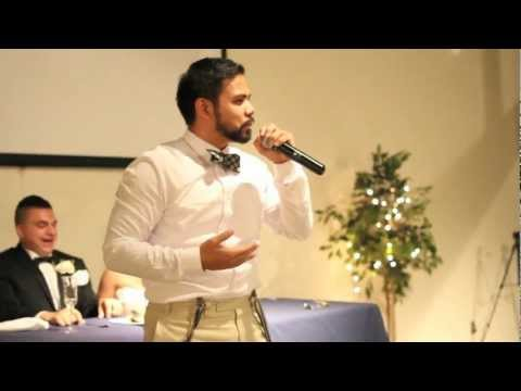 TOAST OF HONOR - Epic Wedding Speech