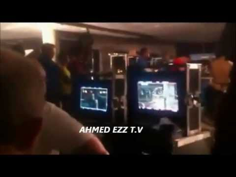 KFC2 COMMERICAL BACKSTAGE  AHMED EZZ PART1