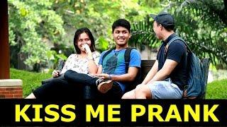 Video KISS ME PRANK INDONESIA - PRANK INDONESIA MP3, 3GP, MP4, WEBM, AVI, FLV Juli 2017