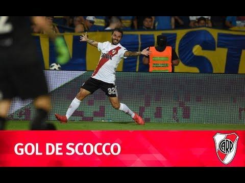 Supercopa Argentina - Gol de Scocco