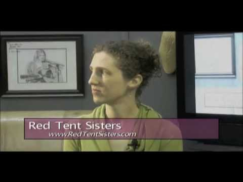Red Tent Sisters Kim & Amy Sedgwick interviewed by Shannon Skinner on ExtraordinaryWomenTV.com