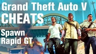 Xbox: RT, LB, B, RIGHT, LB, RB, RIGHT, LEFT, B, RTPS3: R2, L1, CIRCLE, RIGHT, L1, R1, RIGHT, LEFT, CIRCLE, R2More on GTA 5 (Back of the box)Los Santos, a sprawling metropolis full of self-help gurus, starlets and fading celebrities struggling to stay afloat in an era of economic uncertainty and cheap cable TV. Amidst the turmoil, three very different criminals risk everything in a series of daring and dangerous heists that could set them up for life.