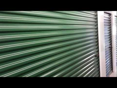 SmartLock Self-Storage Tour of Climate-Controlled Storage Units