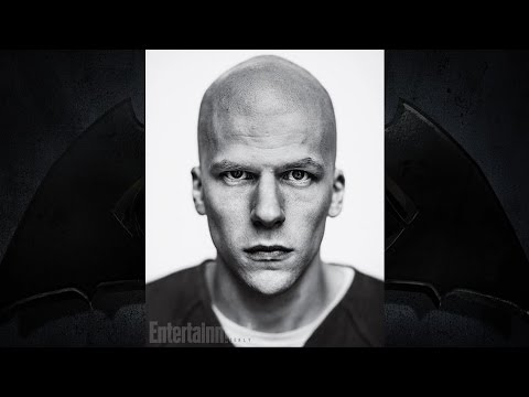 First Look At Jesse Eisenberg As Lex Luthor Review – AMC Movie News