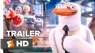 Nonton Storks Official Teaser Trailer  1  2016    Kelsey Grammer Animated Movie Hd Film Subtitle Indonesia Streaming Movie Download