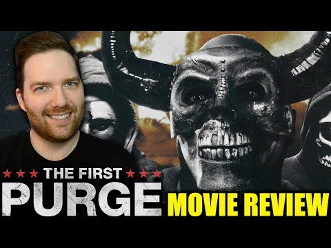 The First Purge - Movie Review
