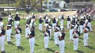 Macon (MO) United States  city pictures gallery : Macon MO band field competition-Carrollton band day 2011