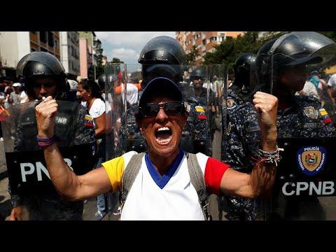 Venezuela: Maduro und Guaido mobilisieren ihre Unterstü ...
