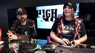 High Noon : Ep 107 - Saying High From Quarantine by Pot TV