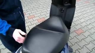 2. HC Anleitung: Aprilia Sport City 50 one 4T 2010 Roller