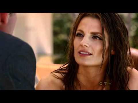 El juego del amor (Feast of love) 2007 - Stana Katic - Kate Beckett (Castle), Gazapo incluido
