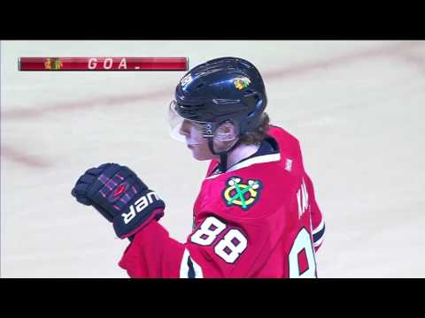 Video: Arizona Coyotes vs Chicago Blackhawks | NHL | 23-FEB-2017