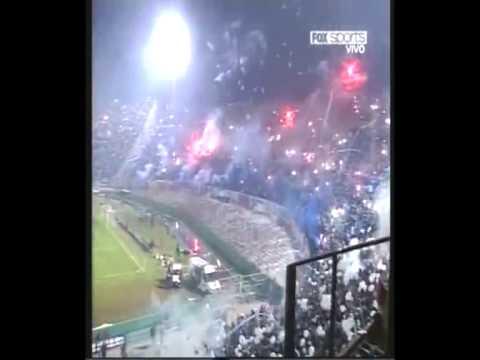 El mejor recibimiento de la historia - Club Nacional de Football - La Banda del Parque - Nacional - Uruguay - América del Sur
