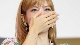 Video BLACKPINK LISA Cries in Moonshot Thailand MP3, 3GP, MP4, WEBM, AVI, FLV Maret 2019