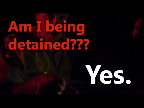 """""""Sovereign Citizens"""" AM I BEING DETAINED!? compilation."""