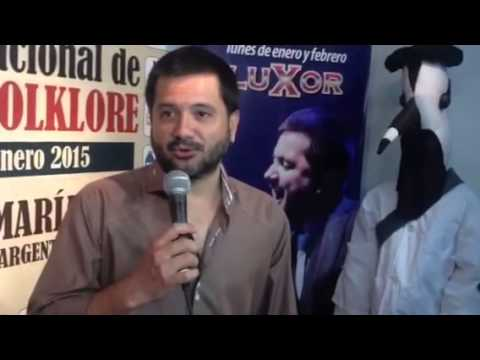 Jorge Rojas ante la prensa