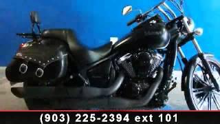 10. 2011 Kawasaki Vulcan 900 Custom Special Edition - Sherman P