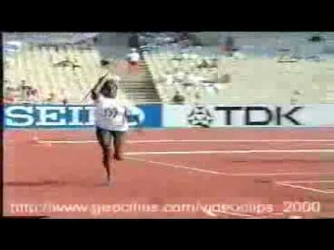 Funny Videos Sports Bloopers Javelin